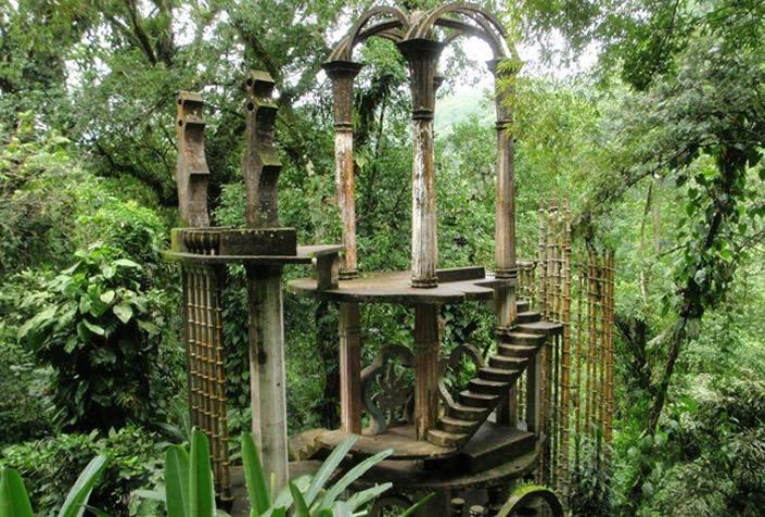 Jardin Surrealista de Edward James - xilitla
