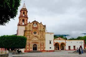 Mision Jalán de Serra