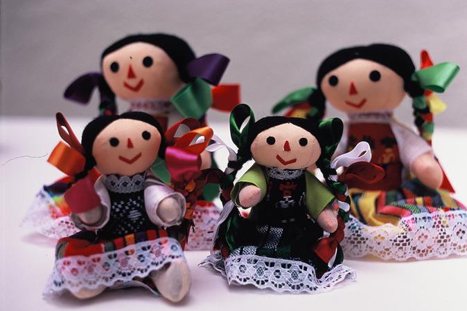 Muñecas queretanas