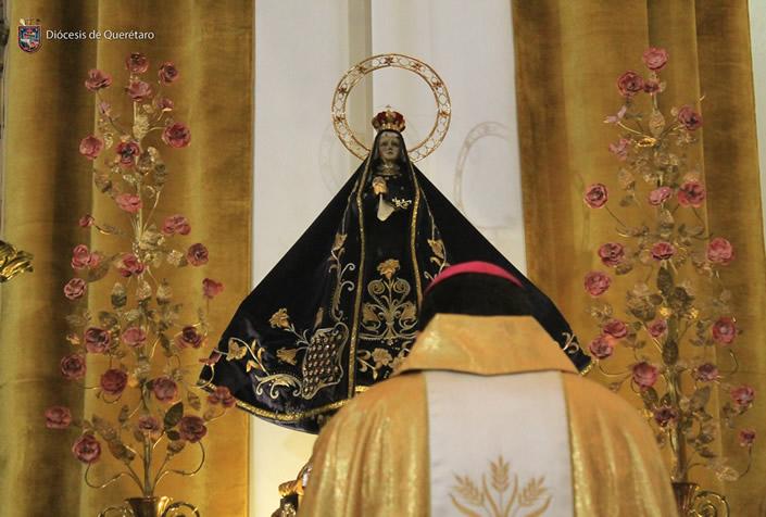 Virgen del Pueblito Qro
