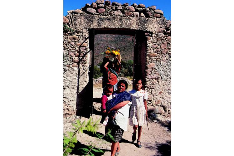 Valle sagrado chichimeca otomí en Querétaro