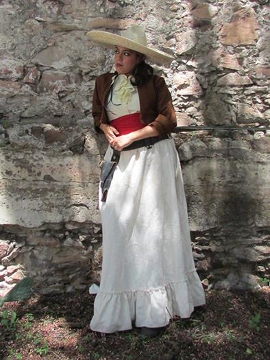Adelitas de la revoluvión Querétaro