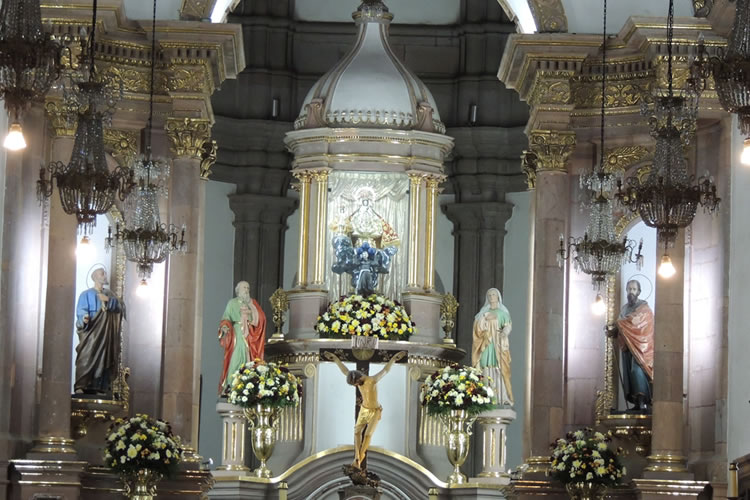 virgen de Soriano Querétaro