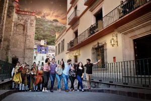 Callejoneada-en-Guanajuato