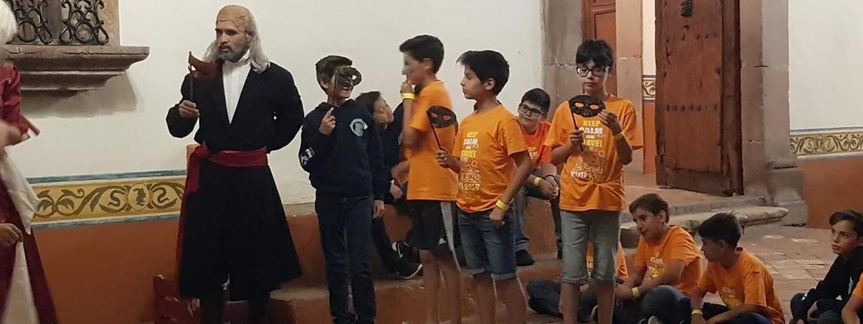 Turismo para grupos escolares en Qro