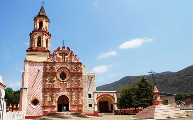 Las misiones de Querétaro