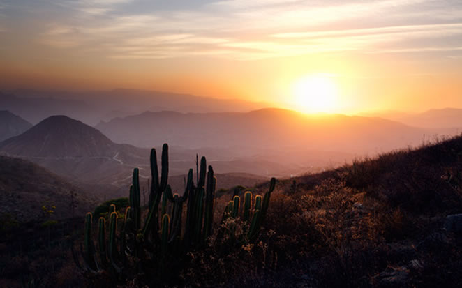 Ruta de las misiones de Querétaro