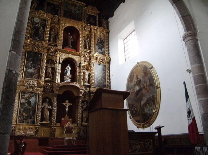 Turismo religioso en Tlaxcala